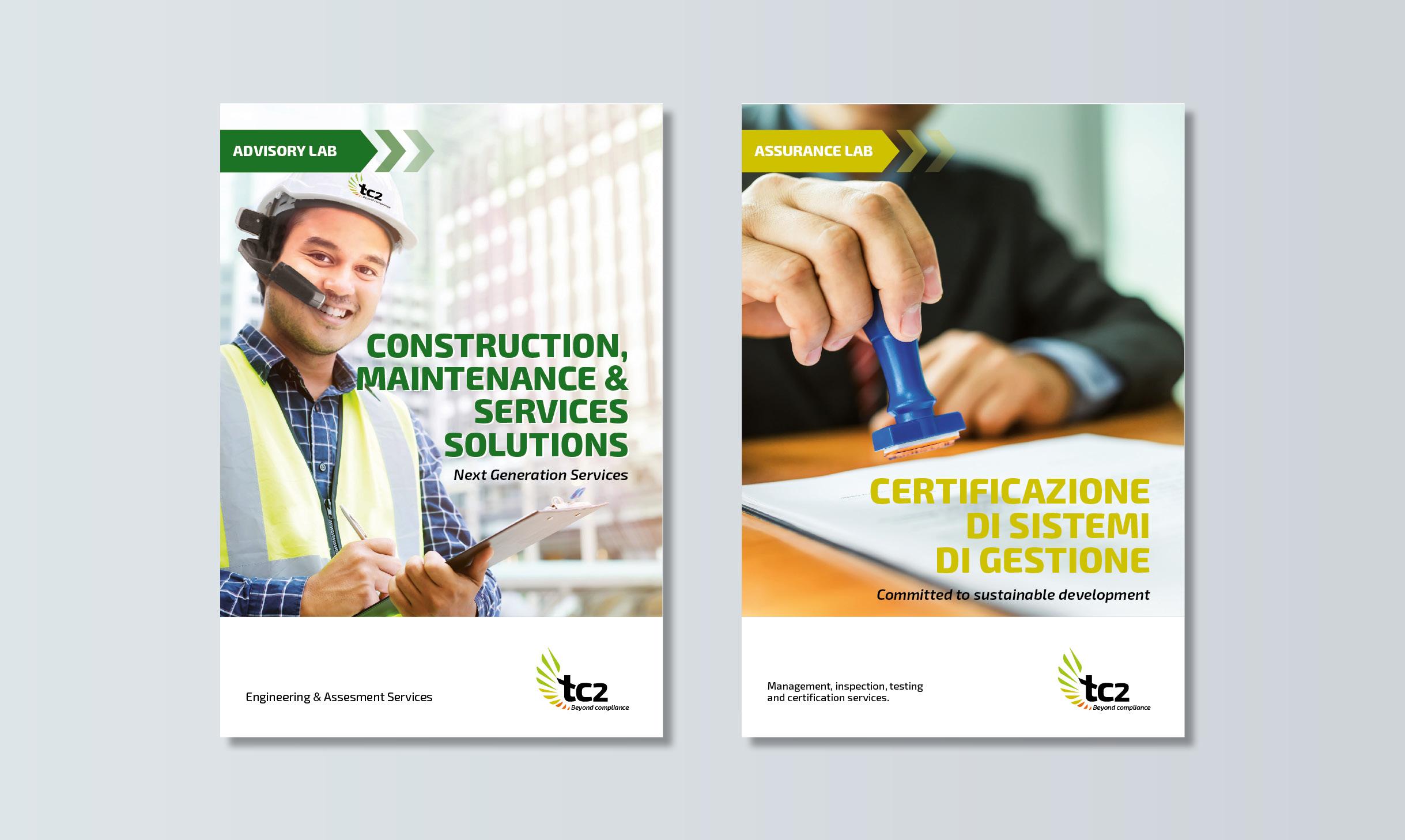TC2 Service / Immagine istituzionale
